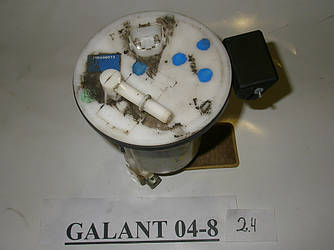 Бензонасос 2.4 под 1 выход Mitsubishi Galant (DJ) 03-12 (Мицубиси Галант)  1760A176