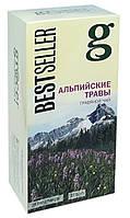 Чай травяной Grace! Alpine Herbs Bestseller  Грэйс! Альпийские травы 25 пакетов