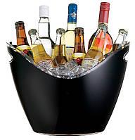 Ведро,чаша для шампанского, емкость для охлаждения напитков 7л акрил