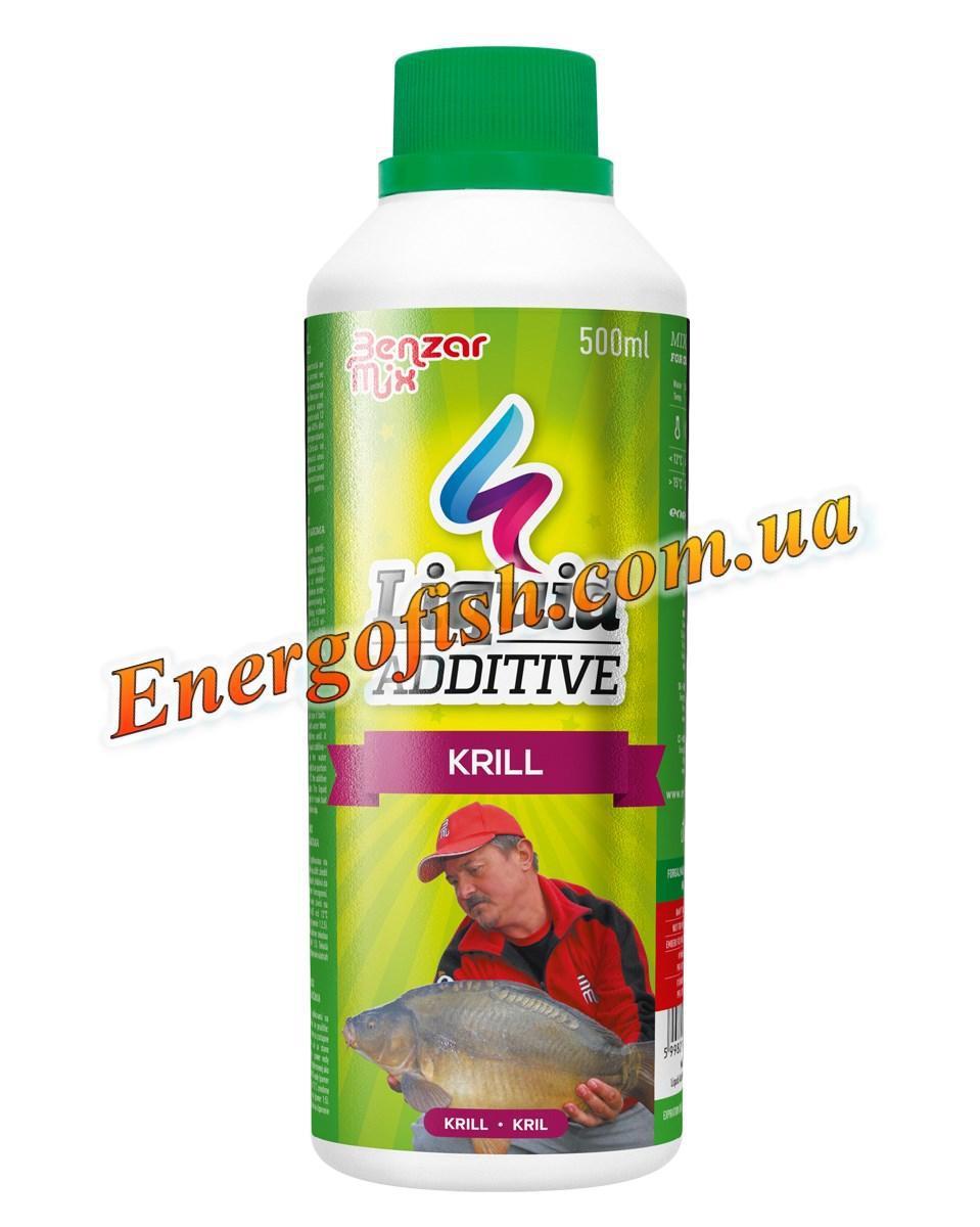 Атрактанти Benzar Mix Aromaconcentrat 500мл Nase Подуст
