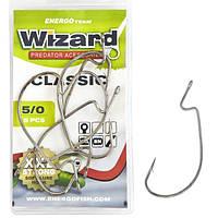 Крючок Wizard Classic Worm 4/0№5шт