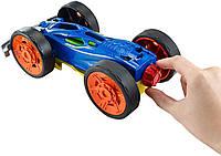 Большая машинка Hot Wheels Турбо скорость гипермашинка-трансформер хот вилс Турбоскорость Speed Winder FDK50