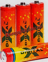 Батарейка X-Digital АА 1.5 V (4шт)