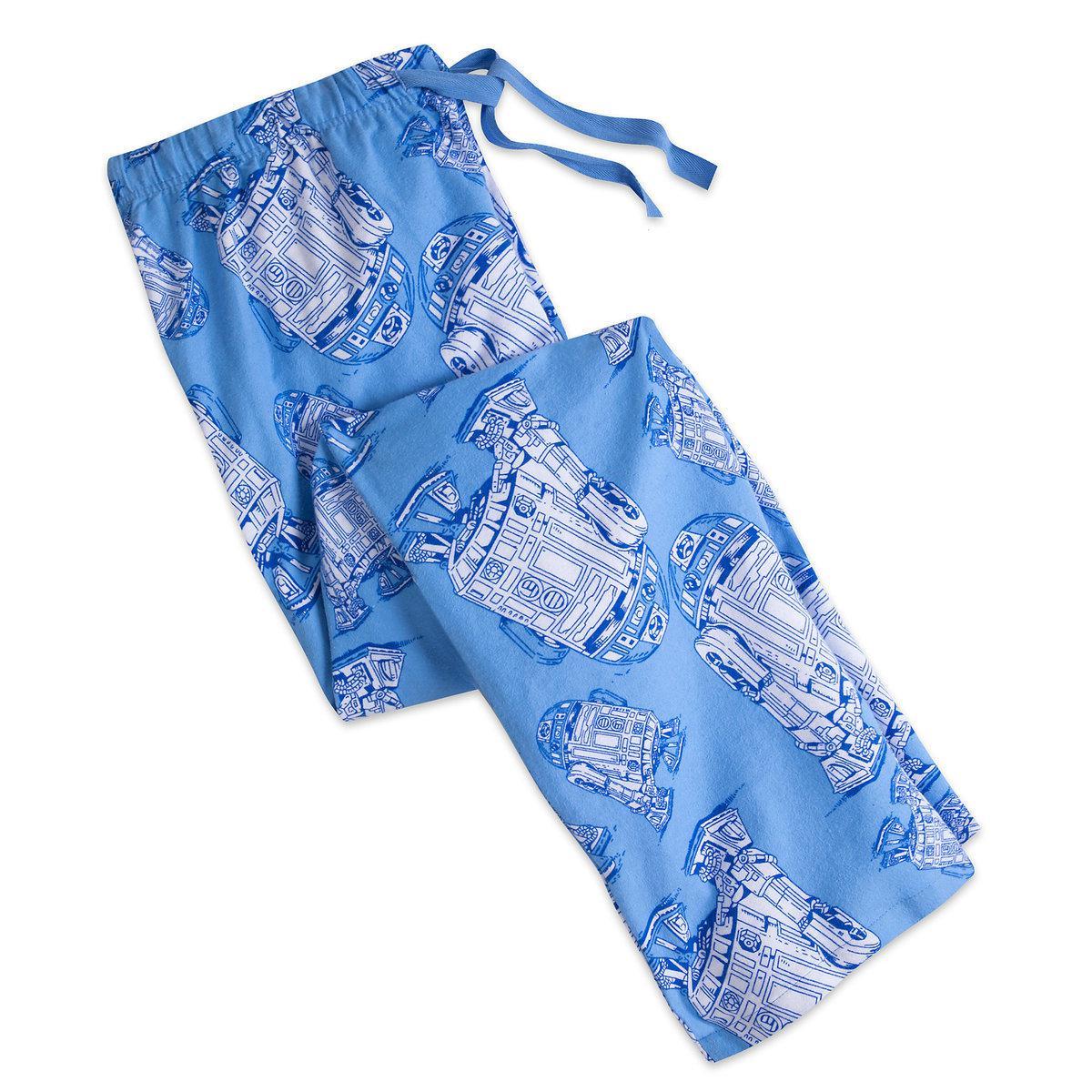 Пижамные штаны мужские L 52 Дисней / PJ for Men Disney R2-D2 Star Wars