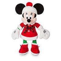 Минни Маус holiday 2017 38 см минни маус праздничная минни маус новогодняя 1250000440856P Disney/Дисней