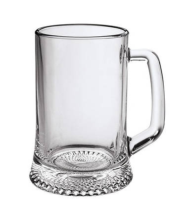 """Кружка для пива ОСЗ """"Ладья"""" 500мл 2с1008, фото 2"""