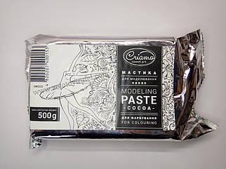"""Мастика для моделирования с какао-маслом белая ТМ """"Criamo"""""""
