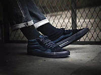 Мужские кеды Madness x Vans SK8-MID Dirty Black