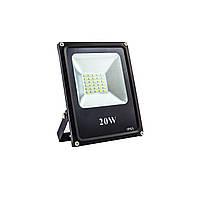 Прожектор 20W 6400K IP65 ES2001