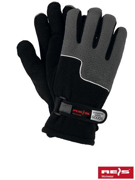 Чоловічі зимові рукавички Reis