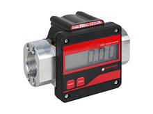 Лічильник обліку великого протоки палива, легких масел - MGE-250, 15-250 л / хв (Gespasa)