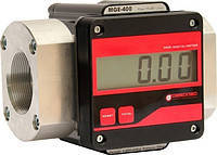 MGE 400 - електронний витратомір великого протоку дизельного палива, масла, 15-400 л / хв