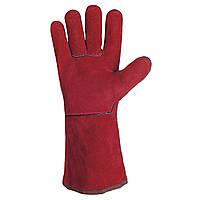 Перчатки кожаные краги для сварщика многофункциональные  GYS 045101