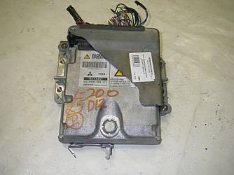 Блок управления двигателем 2.5 АКПП Mitsubishi L200 05-15 (Мицубиси Л200)  1860A549
