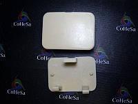 Заглушка MAN прямоугольная в бампер 83*60 мм  с тремя защелками (81 41685 0031)