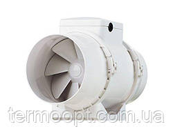 Канальный вентилятор Вентс ТТ 150 , проточные , вытяжные системы вентиляции