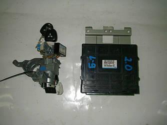 Блок управления двигателем комплект 2.0 Mitsubishi Lancer 9 03-09 (Мицубиси Лансер 9)  MN132618