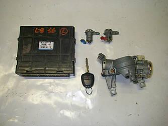 Блок управления двигателем комплект 1.6 Mitsubishi Lancer 9 03-09 (Мицубиси Лансер 9)  1860A318