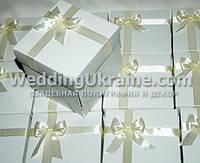 Свадебного коробочка для сладостей