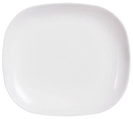 Тарелка десертная Luminarc Sweet Line White 190*210 мм J0561, фото 2