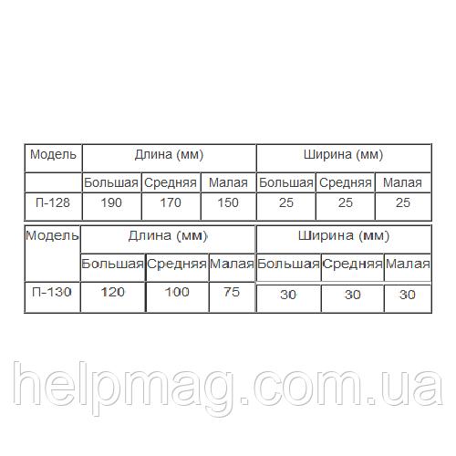 Шины фиксирующие (палец) П-121, П-127, П-128, П-129, П-130 (Биомед) - Helpmag.com.ua         тел.: (050)305-58-89 ; (044)222-73-78 ; (093)211-51-72 в Киеве