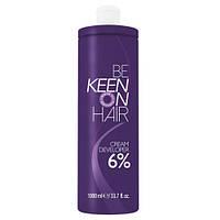 Keen Крем - окислитель 6 %, 1000 мл