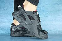 Мужские кроссовки Nike Huarache Черные 10233