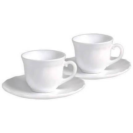 Чайный сервиз Luminarc Trianon 6х220 мл Е8845, фото 2
