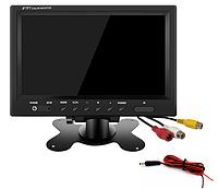 Монитор 9,0 дюймов в авто для камер заднего/переднего вида на 2 видеовхода