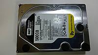 """HDD 3.5"""" Western Digital 500GB SATA2 WD5002ABYS - №2325"""