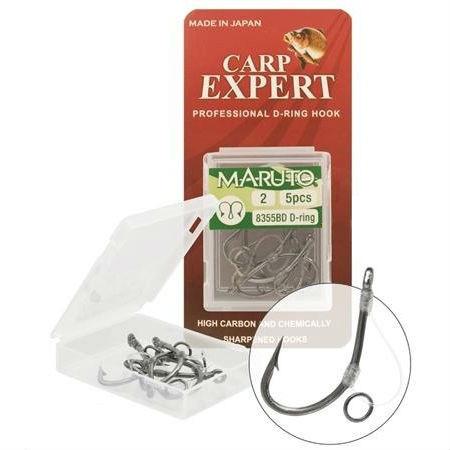 Гачок Carp Expert-Maruto D-Ring 2 5шт