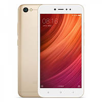 "Смартфон Xiaomi Redmi Note 5A Prime 3/32Gb Gold, 16/13Мп, 8 ядер, 2sim, 5.5"" IPS, 3080mAh, 4G"