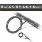 Удилище Black Spider Elite LC 3.6m 2.5LBS 2 секции (кольцо 50mm) Carbon IM-10