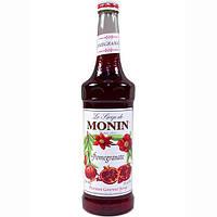 Сироп Monin Гранат (Pomegranate) 0,7л.