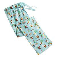 Пижамные штаны женские S Дисней / PJ Lounge Pants for Women Disney Seven Dwarf