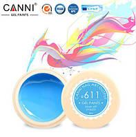 Гель краска CANNI цвет 611