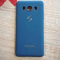 Пластиковый чехол на Samsung J5 2016 J510H синий