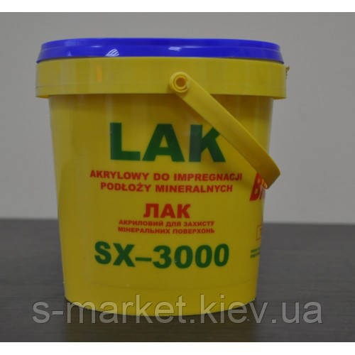 Лак акриловый SX-3000