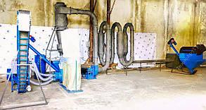 Линия Гранулирования MLG-1000 (Kombi FULL) Полный Цикл 300 кг/час