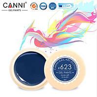 Гель краска CANNI цвет 623