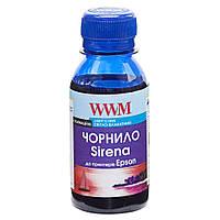 Чернила WWM SIRENA для Epson 100г Light Cyan сублимационные (ES01/LC-2)
