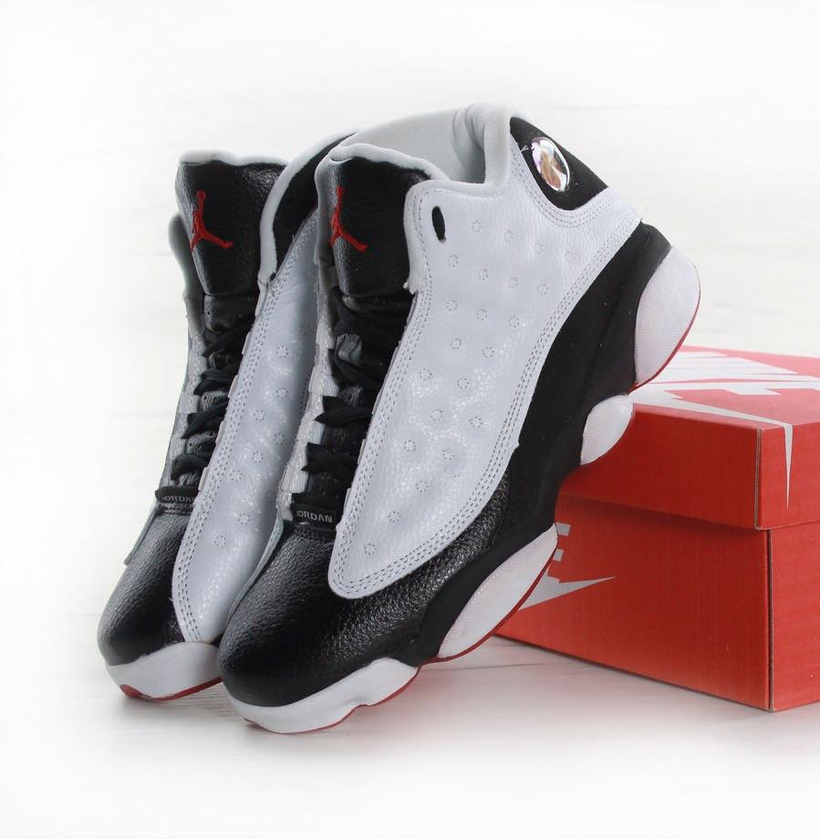 4ced89809d3e Кроссовки в стиле Nike Air Jordan 13
