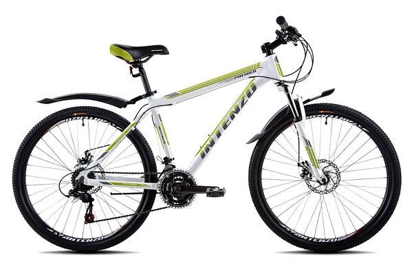 """Горный велосипед INTENZO PREMIER 26"""",17""""   Белый"""
