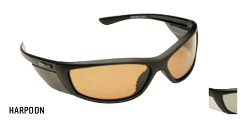 Окуляри Eyelevel поляризаційні Harpoon Коричневі