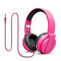 Наушники Promate Encore Pink