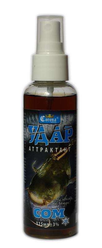 Атрактанти Удар (спрей) Согопа® 115мл Сом