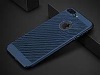 Пластиковый чехол PLV Blue для iPhone7