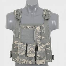 Разгруз. система Plate Carrier Harness - ACU