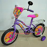 Детский велосипед Mustang Winx 14 дюймов