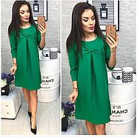 Платье женское, модель 774, зеленый трава